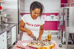 How To Cake It Yolanda Gampp Pizza Cake