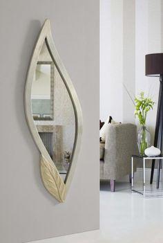 Miroirs modernes originaux : Modèle FEUILLE