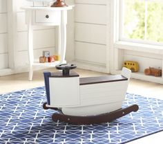 Boat Rocker | Pottery Barn Kids