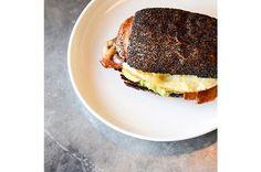 #6 Estela, New York City: Pancetta, Egg, and Avocado Sandwich from America's Best Breakfast Sandwiches