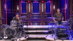 Will Ferrell vs. Chad Smith Drum-Off Has Happened, and It Was Glorious