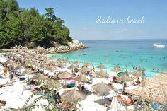 GREECE CHANNEL   Saliara beach, thassos
