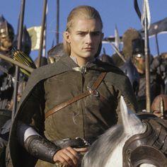 Lord of the Rings  Legolas Swiftleaf basic garb (Done)