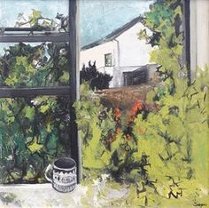 Window By Penny Siopis ,1976