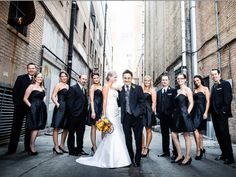 Wedding Warriors, Stylish. Fearless and Eco Fabulous! Dallas & Duc's Driskill Hotel Wedding. Marc Brown Digital Legacy.