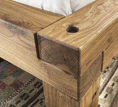 "Double bed ""Madea""  #double #madea #PalettenBettPlattform"
