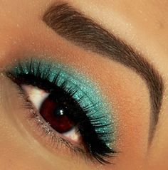 Turquoise delight!