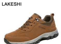 Cheap Offer of New Men Shoes Plus Size 39-49 Fashion Sneakers Men Casual  Shoes Comfortable Outdoor Hiking Shoes Non-Slip Mens Sneakers Footwear  Offer ... 562bb6840