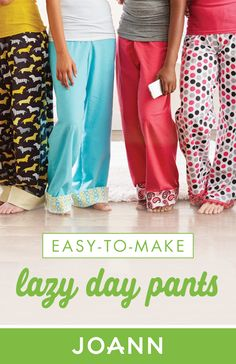 New Sewing Projects Flannel Pajama Pants 30 Ideas Pajama Pants Pattern, Flannel Pajama Pants, Pj Pants, Pants Tutorial, Sewing Pants, Dress Sewing Patterns, Sewing Accessories, Sewing For Beginners, Diy Clothes