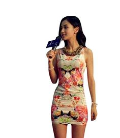 OVERMAL Women's Spaghetti Strap Tribal Print Dress (XL) ¡  The best clothing deals are fashion forward designs that are  in style and that you are comfortable in.  Therefore take a look at these best clothing deals under $10. There are many types of dresses to chose from  A line dress, Maxi dress, flowing dress and you will find all kinds of stylish  colors such as red, blue, purple, green, black and yellow.
