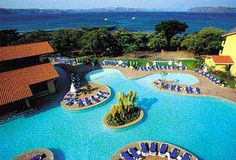 View of the Occidental Allegro Papagayo Hotel in Costa Rica.