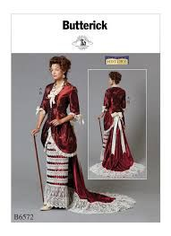 Butterick Sewing Pattern 4377 Misses/' Fantasy Maiden Costume Dress Cape