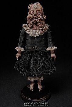 Cenobia – Exquisite Monster Art Doll | Flickr - Photo Sharing!