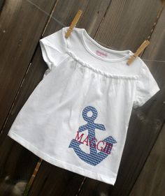 Anchor plus free Mini Embroidery Design by theappliquediva on Etsy, $2.99