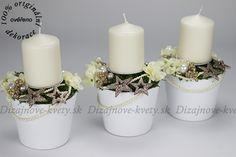Vence, Pillar Candles, Advent, Design, Art, Container Plants, Kunst, Design Comics, Taper Candles