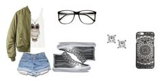 """""""Yesterday #OOTD"""" by bigdaddycam43 ❤ liked on Polyvore featuring The Row, ZeroUV, Vans and Montebello Jewelry"""