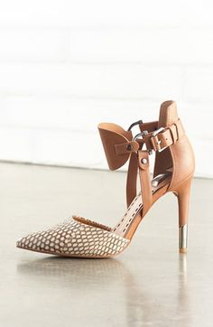 Dolce Vita 'Knoxx' Leather Pump (Women) | Nordstrom