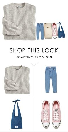 """S A F E"" by littlemissdifferent ❤ liked on Polyvore featuring Cheap Monday, Converse, women's clothing, women, female, woman, misses and juniors"