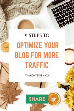 Whether we like to admit it or not, sometimes even the best blog content isn't able to find the right audience. This trend can be caused by a number of factors, but poor website optimization is typically the main culprit. Optimizing your blog can make all the difference. Learn how to optimize your blog for more traffic.