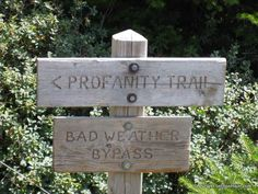 List of the best long distance hiking and backpacking trails in the United States that are at least 100 miles in length and are primarily footpaths.