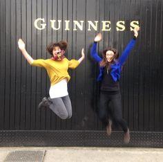 We're going mad for St. Paddys Day, Guinness, Dublin, Irish, Mad, Basketball Court, Street, Irish Language, Ireland