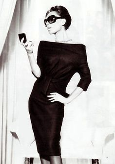 """If you haven't got it. Fake it! Too short? Wear big high heels, but do practice walking!"" - Victoria Beckham"