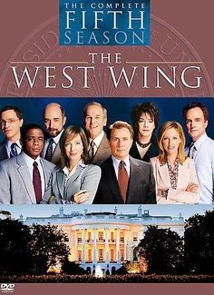 Warner West Wing: The Complete Fifth Season
