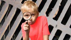 Už jsem zmínila, že mi Roman Štec pomáhá od samotného začátku :) Tentokrát si mě pozval.. abych ho našla? :D