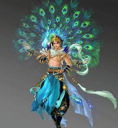 A Vision of grace Krishna Hindu Kunst, Hindu Art, Lord Murugan Wallpapers, Lord Krishna Wallpapers, Lord Shiva Painting, Krishna Painting, Krishna Drawing, Lord Krishna Images, Radha Krishna Pictures
