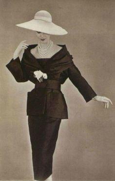 1957 Christian Dior                                                                                                                                                                                 More