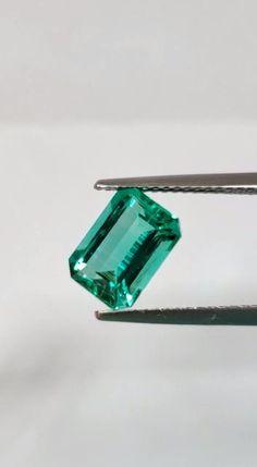 Colombian Emerald Ring, Colombian Emeralds, Emerald Gemstone, Emerald Jewelry, Emerald Cut Diamonds, Opal Jewelry, Gemstone Rings, Loose Emeralds, Rocks And Minerals