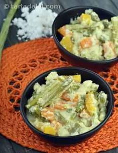 86 raw banana recipes   Tarladalal.com Andhra Recipes, Kerala Recipes, Veg Recipes, Vegetarian Recipes, Snack Recipes, Cooking Recipes, Veg Dishes, Vegetable Dishes, Tasty Dishes