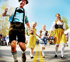 Beer + Breckenridge + Lederhosen = AWESOME! // The Insider's Guide to Oktoberfest, #pinuplive