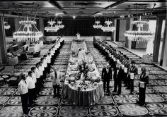 Athens Hilton, Terpsichore Ball Room, 60s