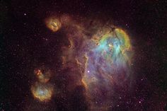 images of the running chicken nebula - Google Search