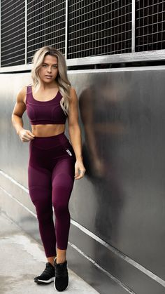 healthy food women fitness addict abs strong weight loss exercise cardio nutrition get fit fitness motivation body shape tutorials tips diy Cute Workout Outfits, Workout Attire, Womens Workout Outfits, Sporty Outfits, Athletic Outfits, Workout Wear, Summer Outfits, Fitness Outfits, Catsuit