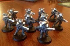The Imperial Guard Foot Soldier Thread! - Page 47