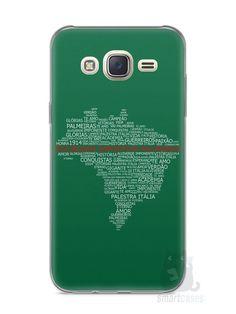 Capa Capinha Samsung J7 Time Palmeiras #6 - SmartCases - Acessórios para celulares e tablets :)