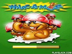 WHAC-A-MOLE  Android Game - playslack.com , It is a joyous game, in which you will have to ruin the pesky moles. You will be affected  that you will have to strike some moles looking  their heads twice for them to hide.
