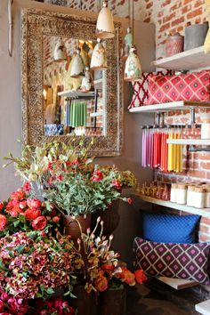 Eclectic, Vibrant, & Warm.. Come see our Boho Shop!