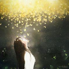 Шестой день близился к концу, мир полностью был готов, когда Бог решил создать женщину. Через несколько часов напряженного труда к нему подошел старший ангел и удивлённо спросил: «Почему ты тратишь…