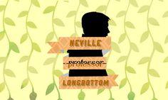 harry potter Typography nevile  JK Rowling hp
