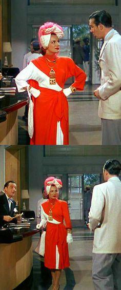 'Weekend in Havana' (1941) with Carmen Miranda. Costume Designer: Gwen Wakeling