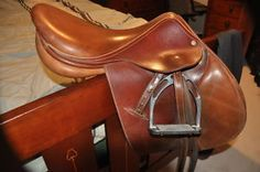 """Luc Childeric 17"""" saddle - St. Catharines Pet Classifieds - Kijiji St. Catharines Canada."""