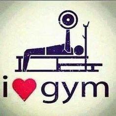 I <3 gym!