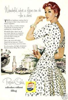 1955 Pepsi ad