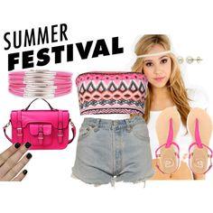 """summer"" by hulsebri on Polyvore"