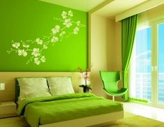 Green Bedroom Ideas For Teenage Girls