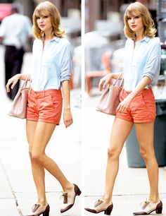 Taylor Swift arriving at her NYC apartment July 29th, 2014