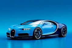 Bugatti Chiron: eerste productieauto met kilometerteller tot 500 km/h